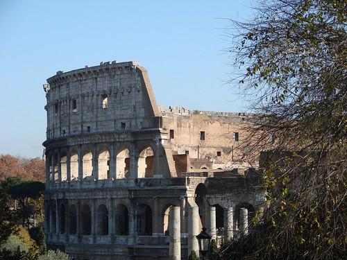 The historic Rome