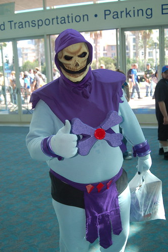 Comic Con 2008: Skeletor