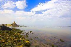 Beautiful Morning (Khaled A.K) Tags: seascape clouds photography bluesky sa jeddah saudiarabia khaled waterscape ksa sigma1020 aplusphoto wadaa ilovejeddah kashkari goldenvisions