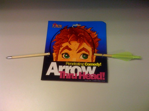 Doan's arrow