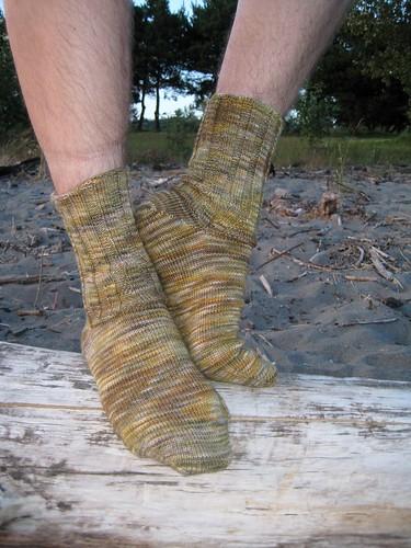 BILs Christmas socks