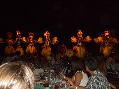 More luau show