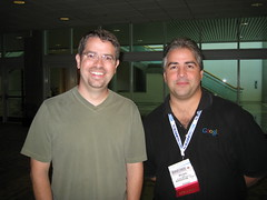 Matt Cutts & Michael Gray