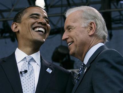 Obama Veepstakes Biden