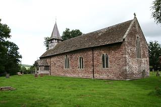 Vowchurch, Herefordshire, St. Bartholomew's.