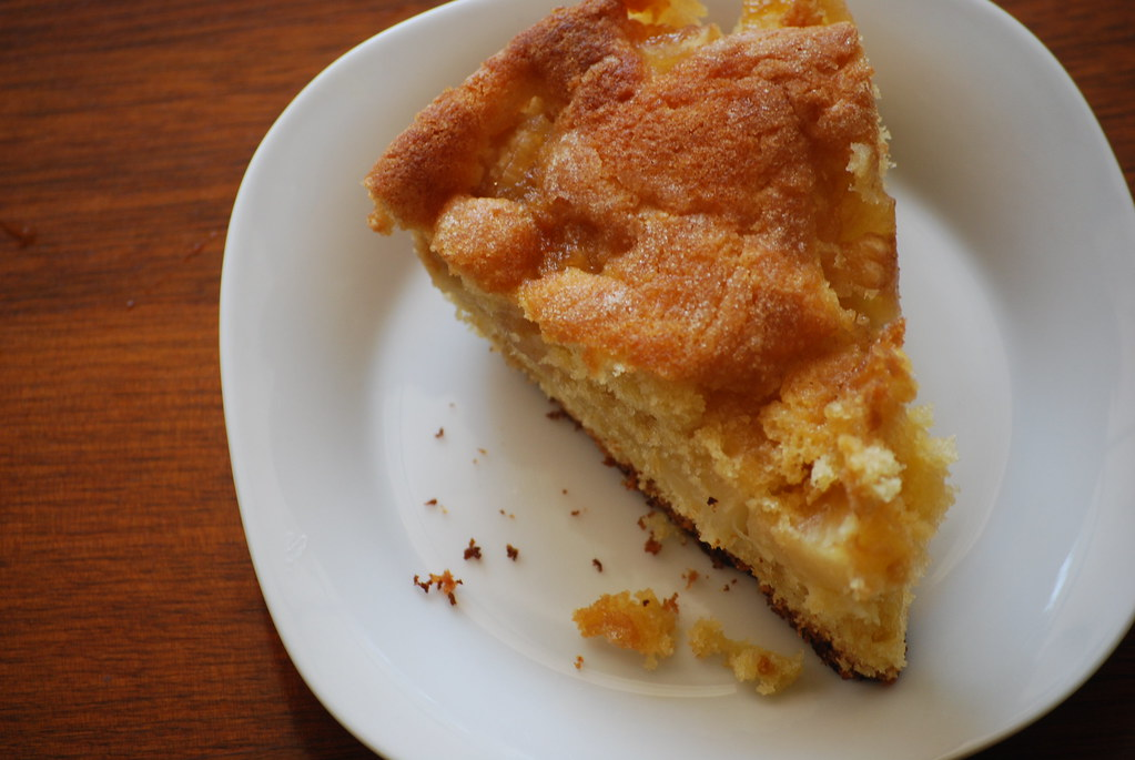 Pineapple Lei Cake