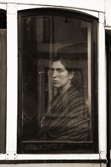 Ainda (_Fuls_) Tags: portrait white black lisboa lisbon tram bn bianco ritratto nero lisbona electrico 123bw fuls bnritratto bnvitadistrada