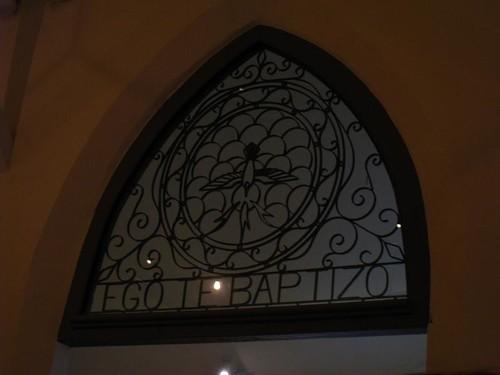 Ego Te Baptizo - I baptize you
