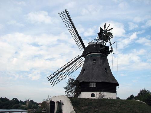 """Bergholländer-Mühle """"Immanuel"""""""