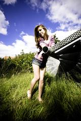 Trespassing (habaneros) Tags: abandoned girl beautiful model sony mirjam trespassing habaneros a700 woopwoop thatsthesoundofdapolice lmfaothem