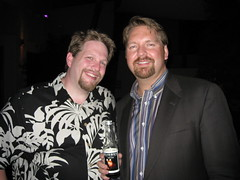 Chris Brogan and Lee Odden