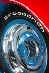 Wheel & Tire. BF Goodrich