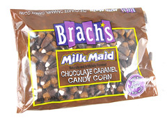 Brachs Milk Maid Chocolate Caramel Candy Corn Package