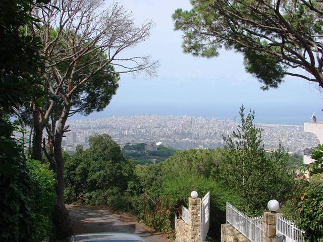 Beirut - panorami