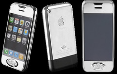 Limited Diamond Deluxe Platin Edition iPhone by momentimedia