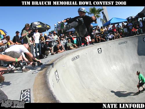 Nate Linford - Half Pint Team Rider