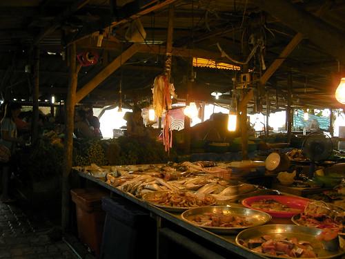 koh samui- bangark fish market