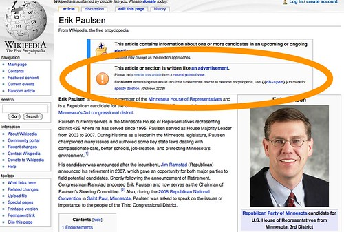 Erik Paulsen - Wikipedia, the free encyclopedia