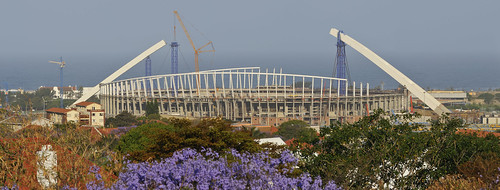 Moses Mabhida Stadium - 12 October 2008