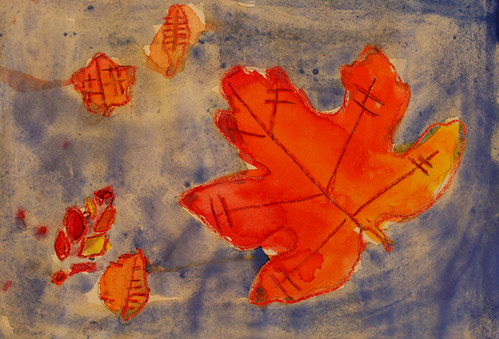 Fall Leaves 3