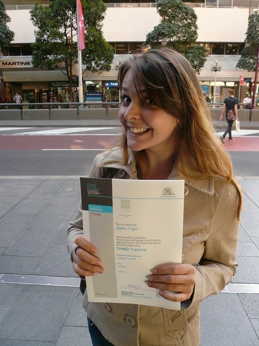 blog voyage australie sydney whv backpacker travel rsa diplome lise