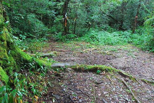 檜山駐在所遺址