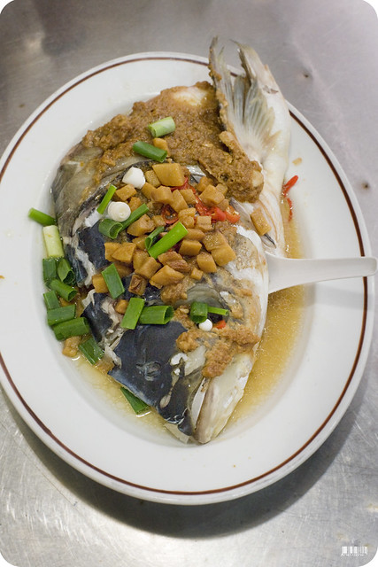 steamed carphead, singapore, 2008