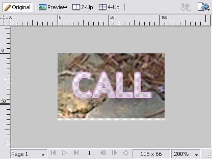 That Callglyph Button