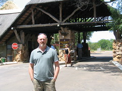 Phalaborwa Gate (John D McKenna) Tags: elephant bird southafrica crane lion rhino giraffe wildebeest kruger sodwana barbet kurisamoya