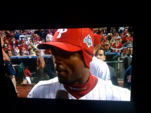 69b62b48b397fd Did Jimmy Rollins do so, or was it only for the postgame interview?