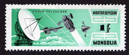 Mongolia Radio Telescope
