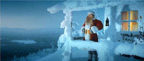 Papá Noel y las Navidades finlandesas