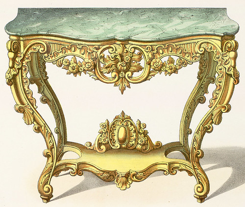 017-Mesa-consóla estilo Luis XV