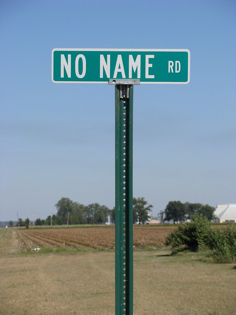 No Name Road