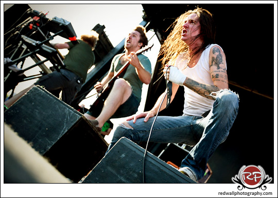 Underoath @ Mayhem Fest