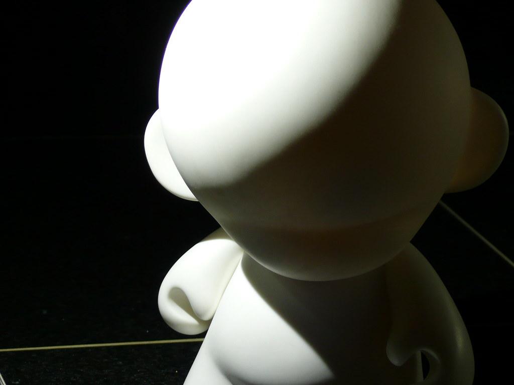 ProdMod camera side light on Munny
