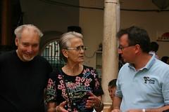 Wolfgang Kramer, Ursula Kramer & Martin Wallace en Córdoba