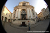 Fisheye Photos of Europe