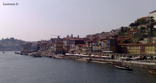 Vista geral da Cidade do Porto