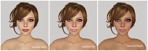 Jasmin by Laqroki