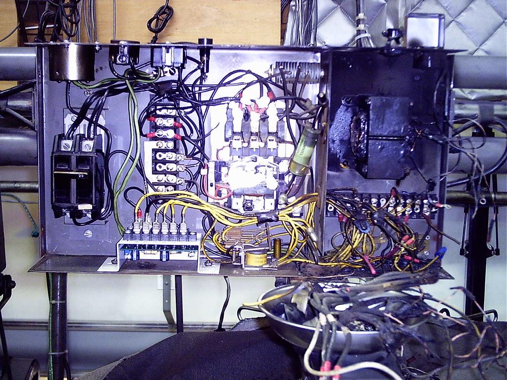 Electrical Box Fire Bowl Tech Brunswick A2 Wiring Comment