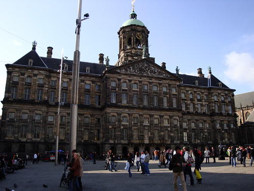 Amsterdam - Koninklijk Paleis (Royal Palace) by jndotcom.