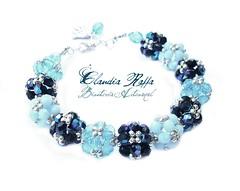 Pulsera Isabolas Azules