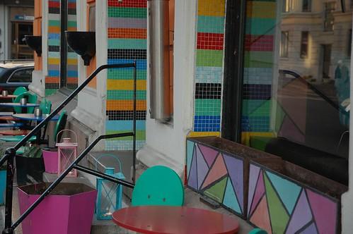 Clodion Art Cafe