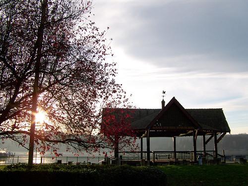 Kvellstad Pavilion