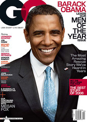 GQ Magazine - Man of the Year (dsmyre) Tags: hope president cover winner change 2008 obama gq 44th barack