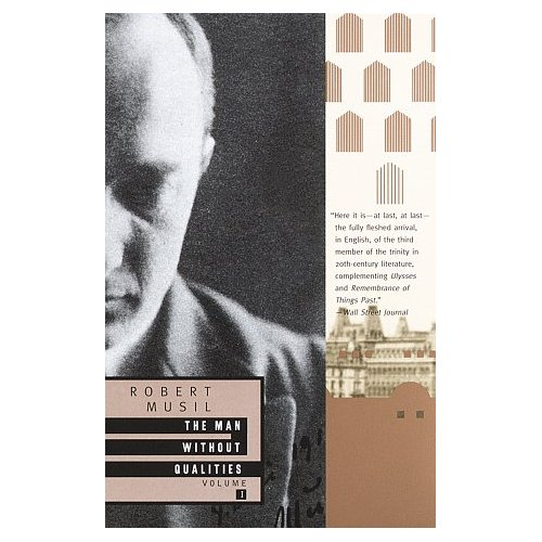 THE MAN WITHOUT QUALITIES [1942] Robert Musil Image