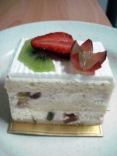 Fruit cake from Patisserie Cake shop