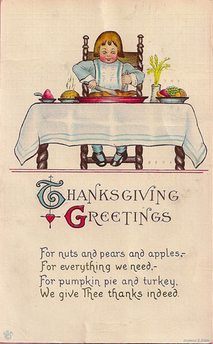 Antique Thanksgiving Cards3