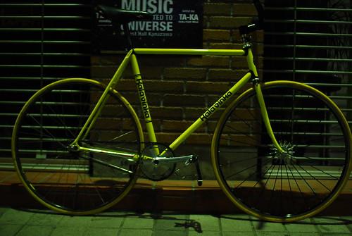 Junji`s bike《kalavinka》
